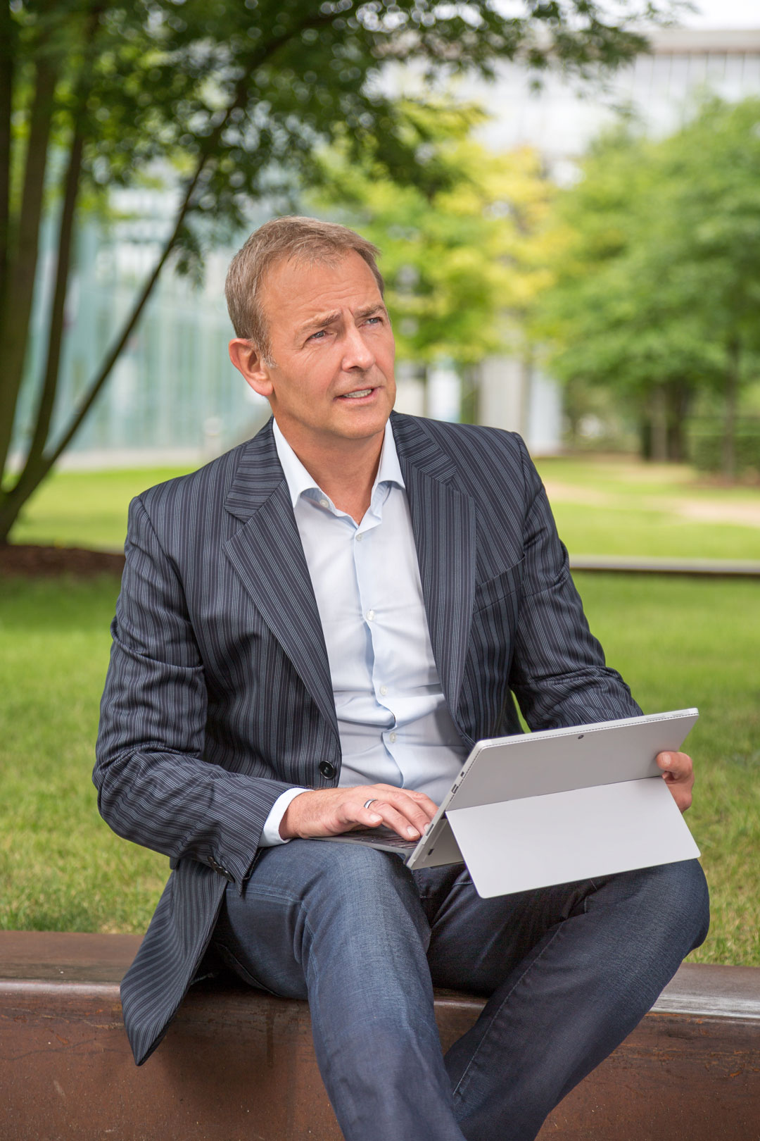 Unternehmensberater Mathias Leyer, Berlin