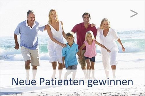 Neue Patienten gewinnen