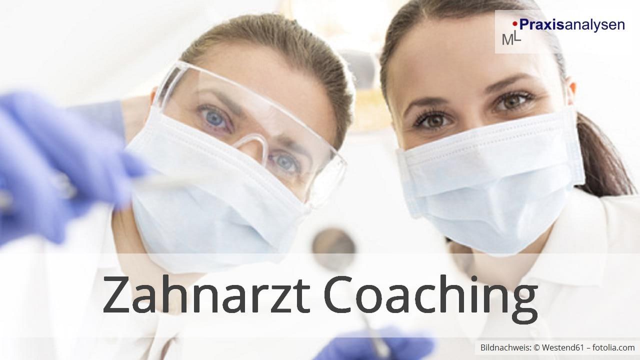 Unternehmensberatung für Zahnärzte