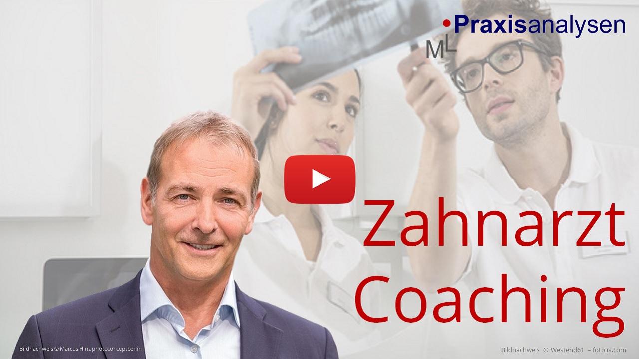 Das Video zum Zahnarzt Coaching