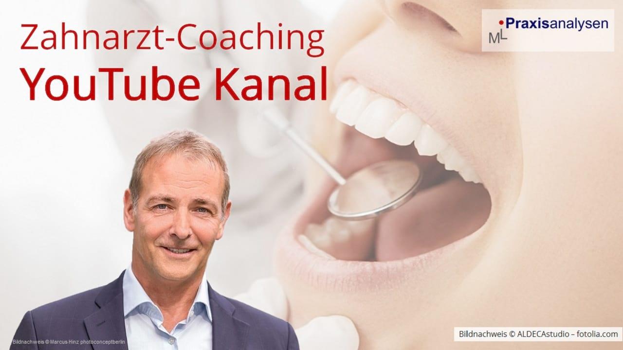 Zahnarzt YouTube Kanal - Praxis News